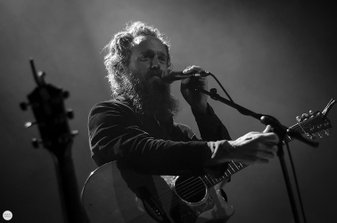 Sam Beam and Jesca Hoop (iron and wine) live 2016 botanique Brussels © Caroline Vandekerckhove