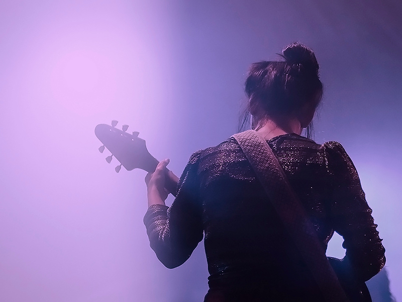 Angel Olsen live 2016 My Woman tour Botanique Brussel © Caroline Vandekerckhove