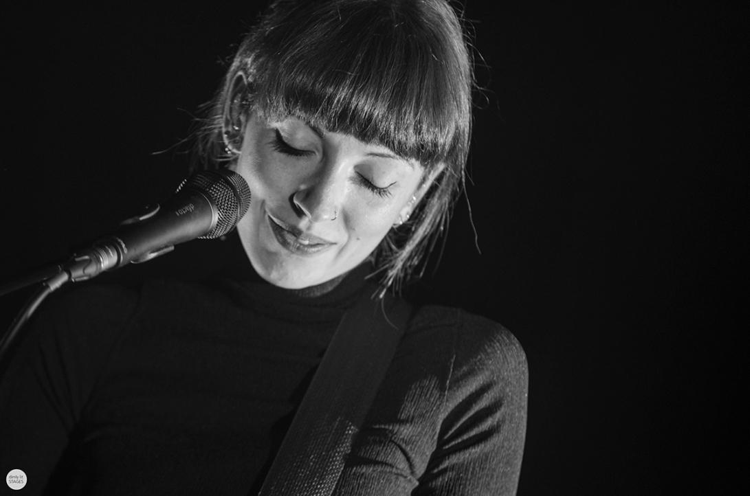 Daughter Elena Tonra live 2016 Trix Antwerp Antwerpen © Caroline Vandekerckhove