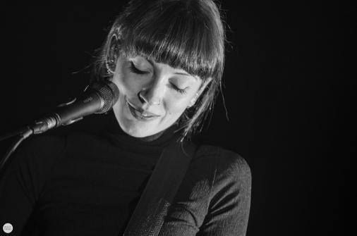 Daughter band Elena Tonra live 2016 Trix Antwerp Antwerpen © Caroline Vandekerckhove