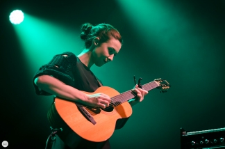 Lisa Hannigan live 2016 At Swim tour Het Depot Leuven © Caroline Vandekerckhove