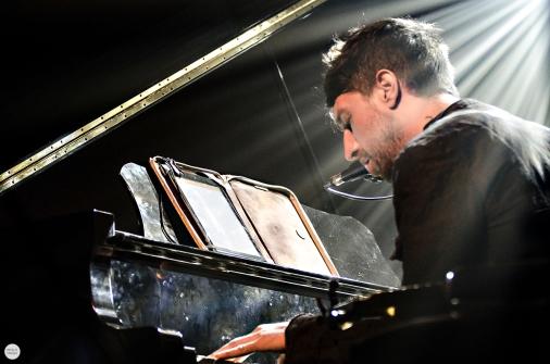 Joseph Arthur live 2016 Botanique rotonde Brussels © Caroline Vandekerckhove