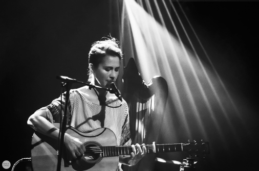 Lou Rhodes (Lamb) live 2016 Botanique rotonde Brussels © Caroline Vandekerckhove