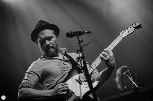 Matthew and the Atlas live 2016 Ancienne Belgique AB Brussels © Caroline Vandekerckhove