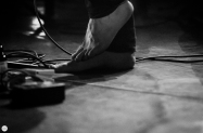 Reuben Hollebon live 2016 Botanique rotonde Brussels © Caroline Vandekerckhove