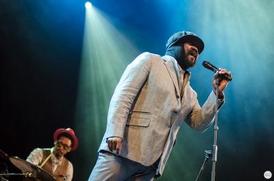 Gregory Porter live 2016 cactus festival Brugge Bruges © Caroline Vandekerckhove