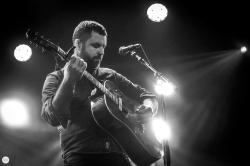 Mick Flannery live 2016 Paradiso noord Amsterdam © Caroline Vandekerckhove