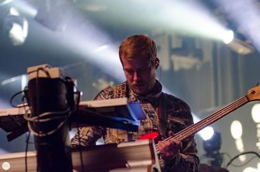 Kaleo live 2017 Ancienne Belgique Brussels © Caroline Vandekerckhove
