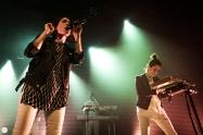 Tegan and Sara live 2017 Trix Antwerpen / Antwerp © Caroline Vandekerckhove
