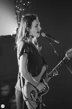 Warpaint live 2017 AB Ancienne Belgique Brussels © Caroline Vandekerckhove