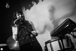 Emily Wells, live 2017 Arenberg, Antwerp © Caroline Vandekerckhove