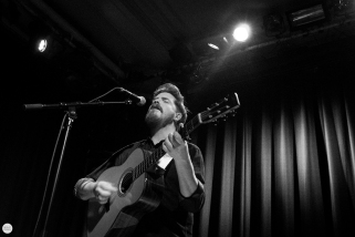 John Smith musician, live 2017 Paradiso Amsterdam © Caroline Vandekerckhove