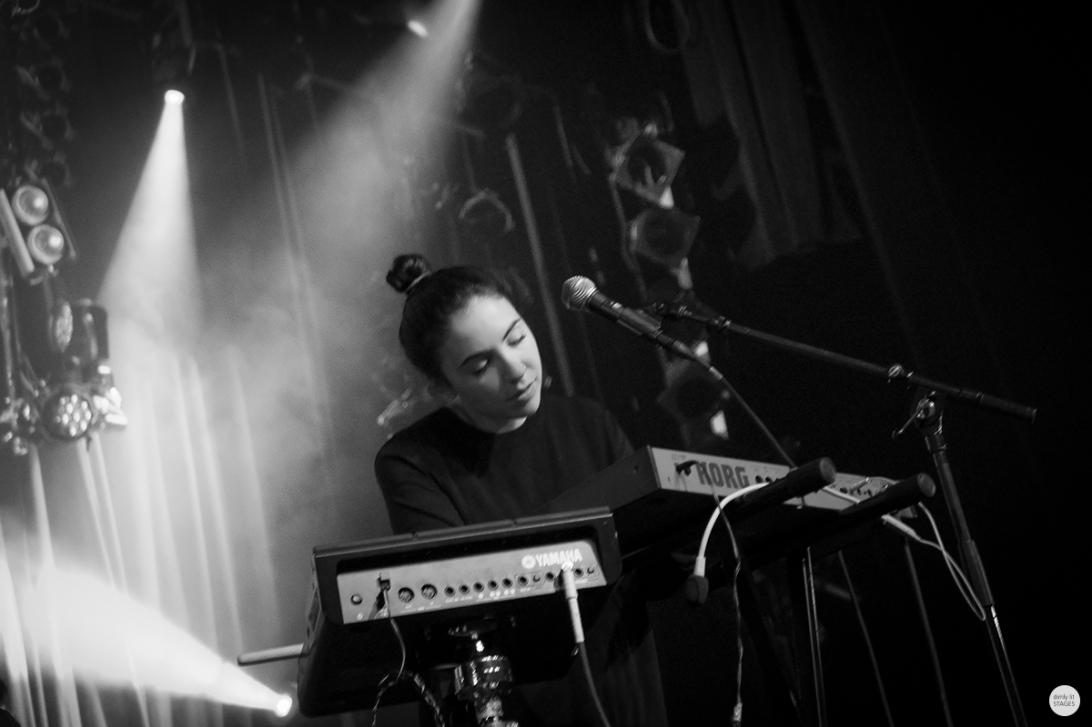 Saint Sister live 2017 botanique Brussels © Caroline Vandekerckhove