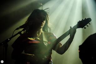 Angel Olsen live 2017 Les nuits Botanique © Caroline Vandekerckhove