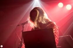 Casey Dienel live 2017 Ancienne Belgique Brussels © Caroline Vandekerckhove