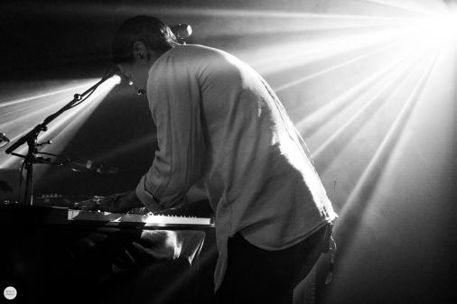 Low Roar live 2017 Ancienne Belgique Brussels © Caroline Vandekerckhove