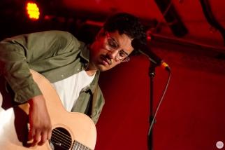 Luke Sital Singh live 2017 Het Depot Leuven © Caroline Vandekerckhove