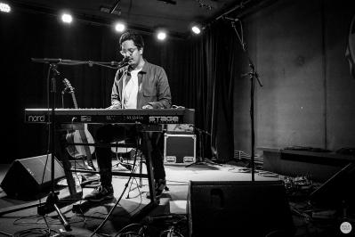Luke Sital-Singh live 2017 Het Depot Leuven © Caroline Vandekerckhove