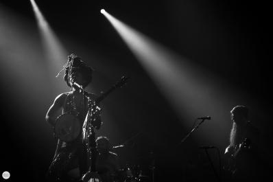 Valerie June, live 2017 Ancienne Belgique, Brussels © Caroline Vandekerckhove