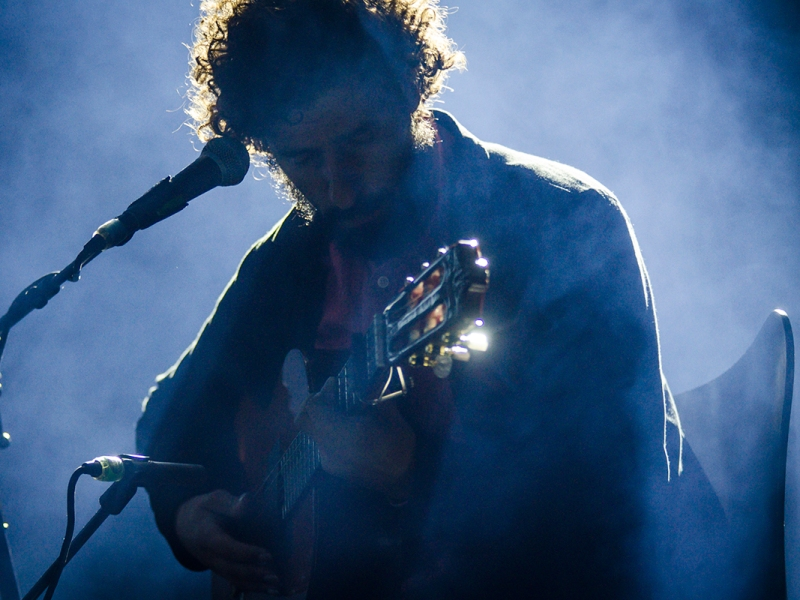 José González live 2017 OLT Rivierenhof Antwerpen Antwerp © Caroline Vandekerckhove