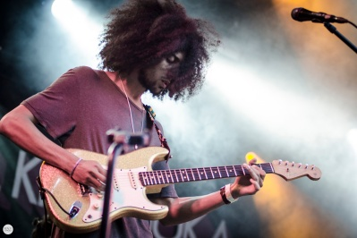 Michael Kiwanuka live 2017 Cactusfestival Brugge Bruges © Caroline Vandekerckhove