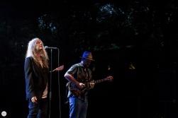 Patti Smith live 2017 openluchttheater OLT Rivierenhof Antwerpen Antwerp © Caroline Vandekerckhove