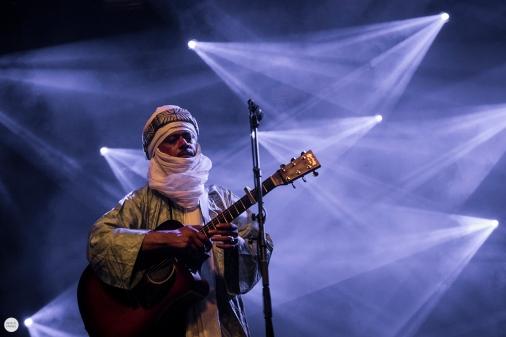 Tinariwen live 2017 openluchttheater OLT Rivierenhof Antwerpen Antwerp © Caroline Vandekerckhove