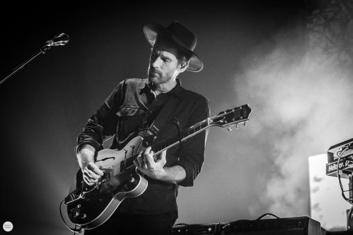 Joel Shearer Angus and Julia Stone live 2017, Vorst Nationaal Forest National Brussels © Caroline Vandekerckhove