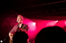 Brian McGovern live 2017, Trix Antwerpen Antwerp © Caroline Vandekerckhove