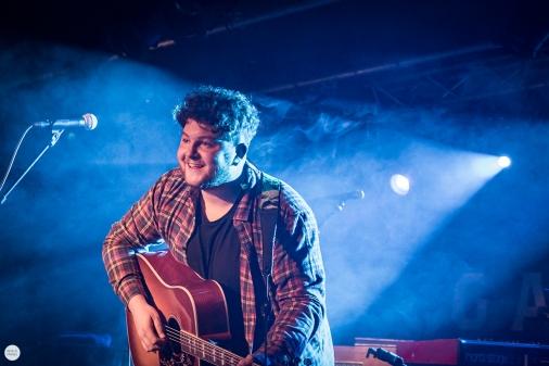 Craig Gallagher live 2017, Trix Antwerpen Antwerp © Caroline Vandekerckhove