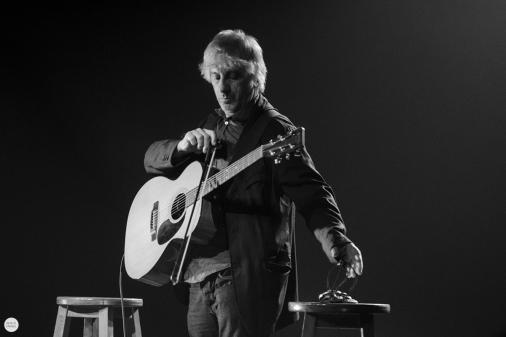 Lee Ranaldo live 2017, Lost Ideas Festival Menen © Caroline Vandekerckhove