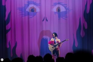 St. Vincent live 2017, Ancienne Belgique AB Brussels © Caroline Vandekerckhove