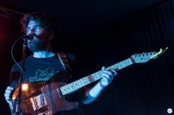 Chad VanGaalen live 2017, Nest Ghent © Caroline Vandekerckhove