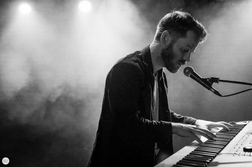 Ciaran Lavery live 2017, botanique witloof bar Brussels © Caroline Vandekerckhove