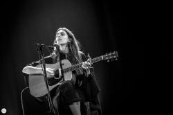 Julie Byrne live 2017, 30CC Leuven © Caroline Vandekerckhove