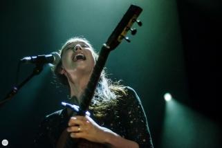 The Colorist Orchestra and Lisa Hannigan live 2017, het depot Leuven © Caroline Vandekerckhove