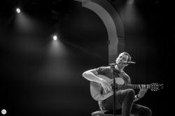 Charlie Cunningham live 2017, handelsbeurs gent © Caroline Vandekerckhove