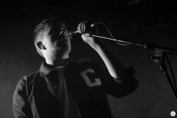Dermot Kennedy live 2018, Paradiso Noord Amsterdam © Caroline Vandekerckhove