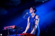 Half Waif live 2018, Ancienne Belgique AB Brussels © Caroline Vandekerckhove