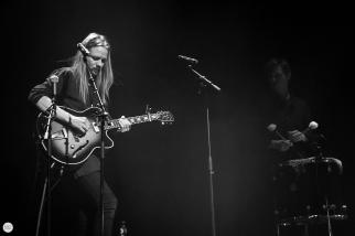 Pétur Ben live 2018, miXmass deSingel Antwerp © Caroline Vandekerckhove