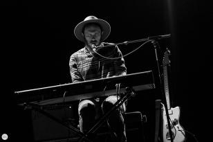 James Vincent McMorrow live 2018, FFT Düsseldorf © Caroline Vandekerckhove