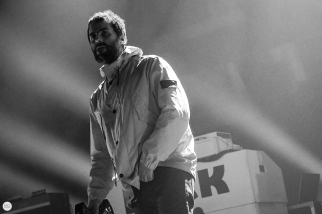 Liam Gallagher live 2018, Ancienne Belgique, Brussels © Caroline Vandekerckhove