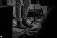 rhob cunningham live 2018, Gute Stube, Darmstadt © Caroline Vandekerckhove