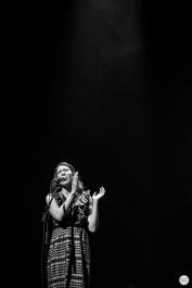 Alela Diane live 2018, Vooruit Ghent © Caroline Vandekerckhove
