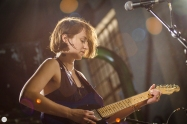 Holly Miranda live 2018, little waves Genk © Caroline Vandekerckhove