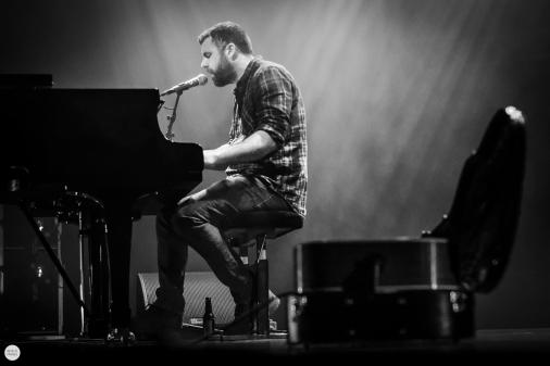 Mick Flannery live 2018, little waves Genk © Caroline Vandekerckhove