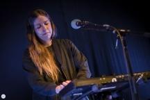 Frankie Cosmos live 2018 DOK Ghent © Caroline Vandekerckhove