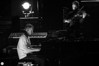 Ólafur Arnalds live 2018, BOZAR Brussels © Caroline Vandekerckhove