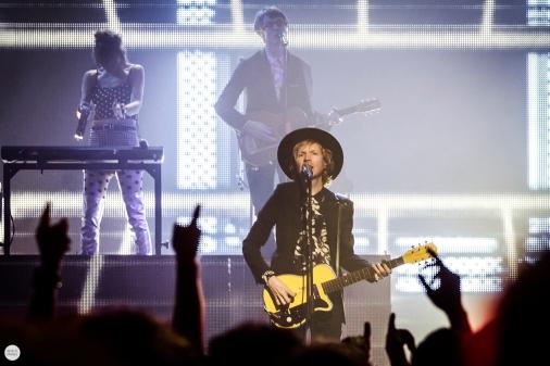 Beck Hansen live 2018 Ancienne Belgique Brussels © Caroline Vandekerckhove