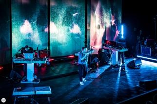 Thom Yorke live 2018 Ancienne Belgique Brussels © Caroline Vandekerckhove